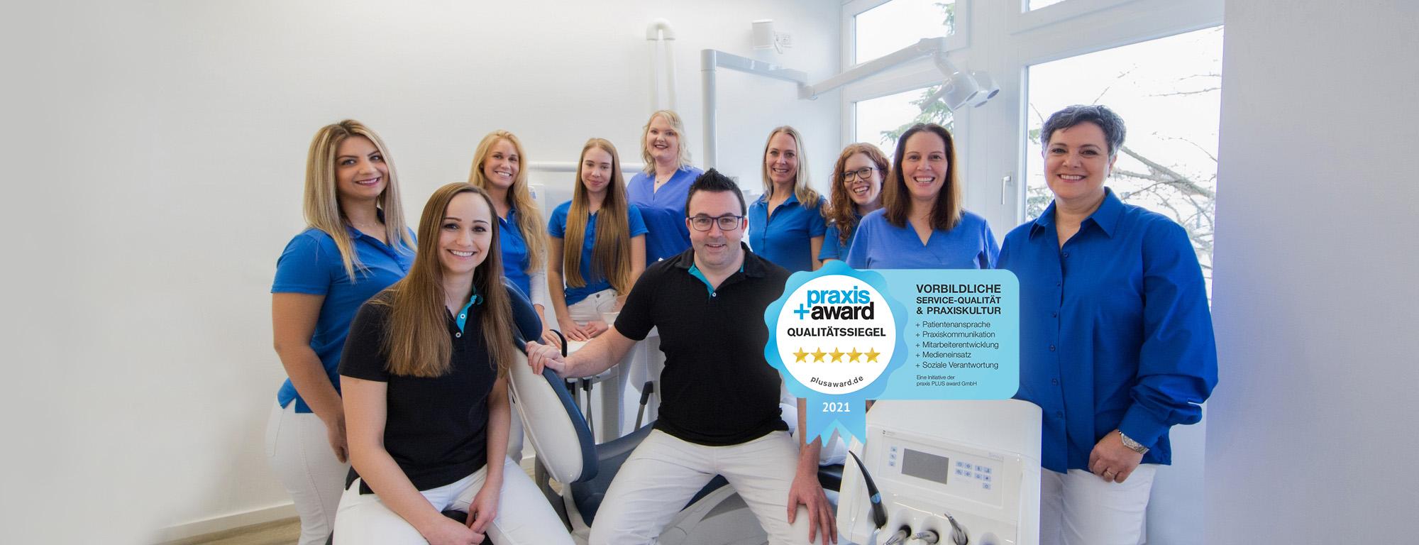 Zahnarzt Dr Hintze Mühlheim am Main Team und Ärzte
